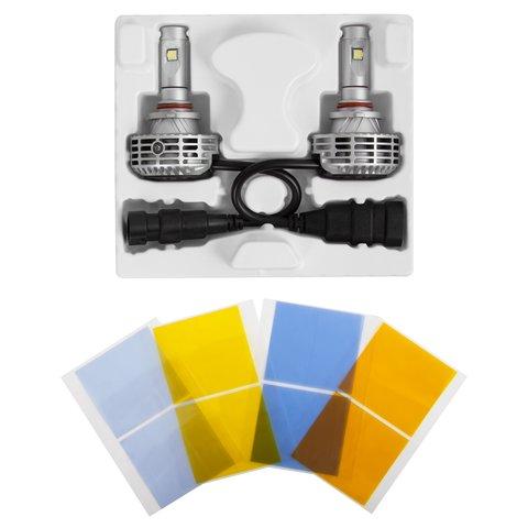 Набор светодиодного головного света UP-6HL (9005 (HB3), 3000 лм) Превью 1