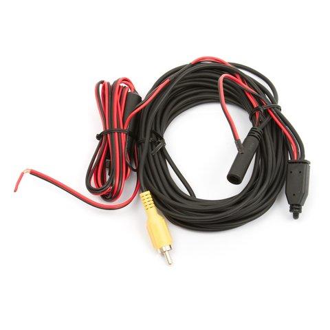 Камера заднего вида и кабель подключения для штатных мониторов Renault / Dacia / Opel Превью 4