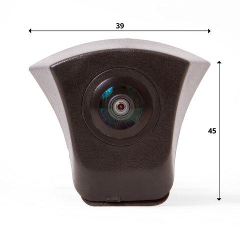 Камера переднього виду для Audi A1, A3, Q3 Прев'ю 1