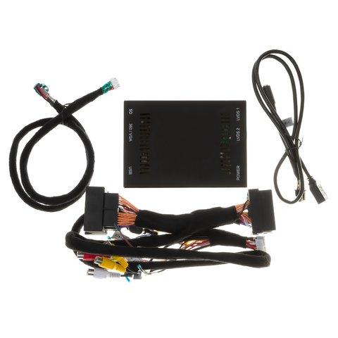 Адаптер с функцией CarPlay для подключения камер в BMW с системой CIC- HIGH(NBT) Превью 7