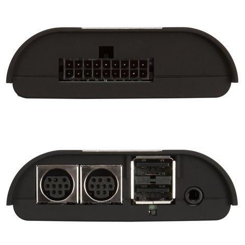 Adaptador de iPod/USB/Bluetooth Dension Gateway Pro BT para BMW (GWP1BM4) Vista previa  1
