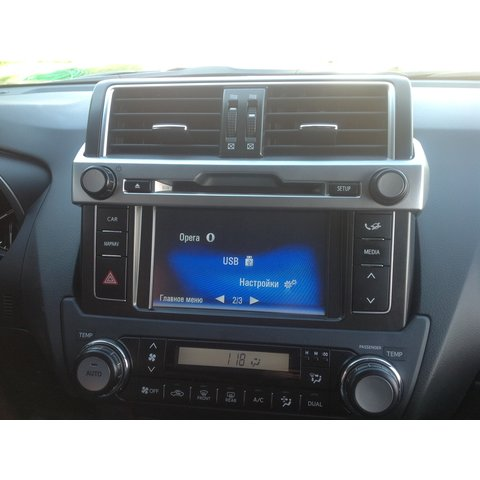 Navigation System for Toyota with Touch 2 Panasonic System Preview 2