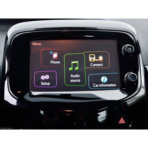 Кабель для подключения камеры к монитору в Toyota Aygo / Peugeot 108 / Citroen C1 Превью 3