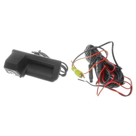 Rear View Camera for Porsche Cayenne 2018 y.m. with Camera Washer Preview 2