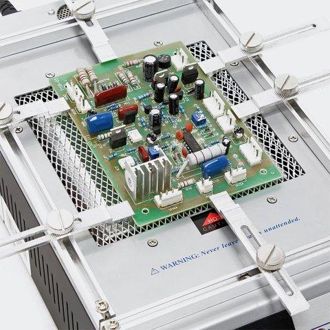 Кварцевый инфракрасный преднагреватель AOYUE Int 853A (220 В) - Просмотр 3