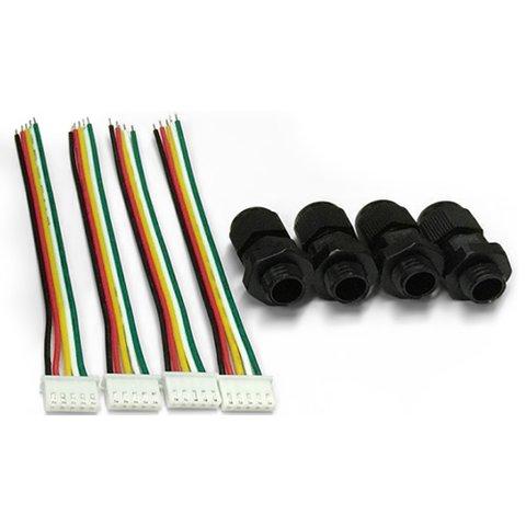 Світлодіодний підлеглий контролер H802RA (підтримка Art-Net, 4096 пкс) Прев'ю 1