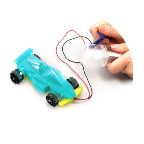 Конструктор Artec Гоночная машина для экспериментов с преобразованием энергии