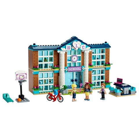 Конструктор LEGO Friends Школа Хартлейк-Сіті 41682 Прев'ю 1
