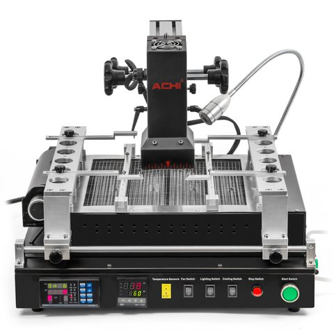 Infrared Soldering Station ACHI IR-PRO-SC - Preview 2