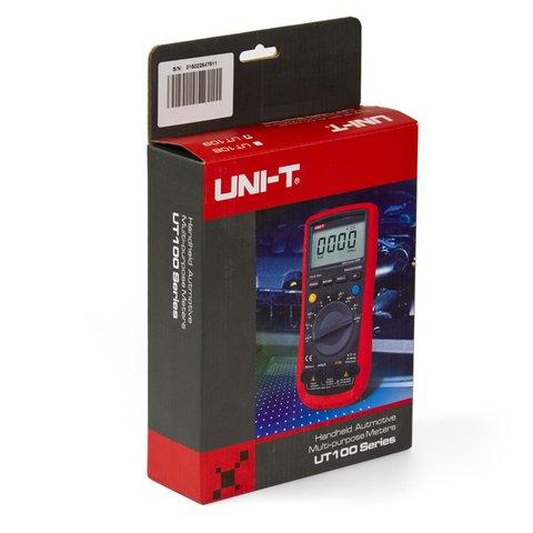 Digital Automotive Multimeter UNI-T UT109 Preview 2